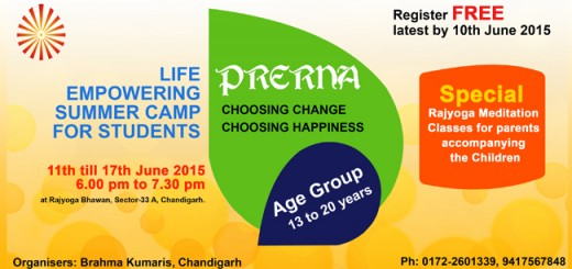 prerna-summer-camp-students