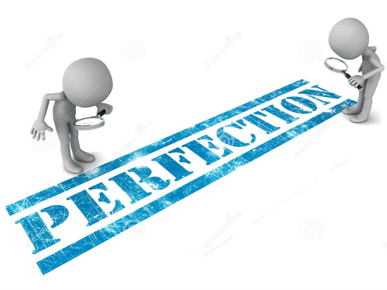 the ones who work towards perfection naturally inspire perfection in