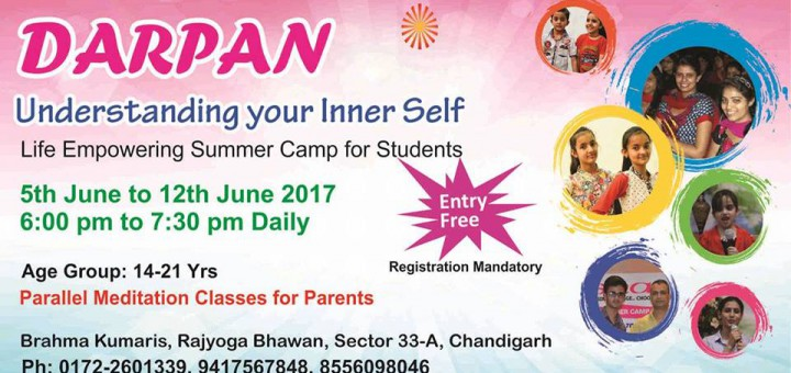 Darpan-Life Empowering Summer Camp for Students